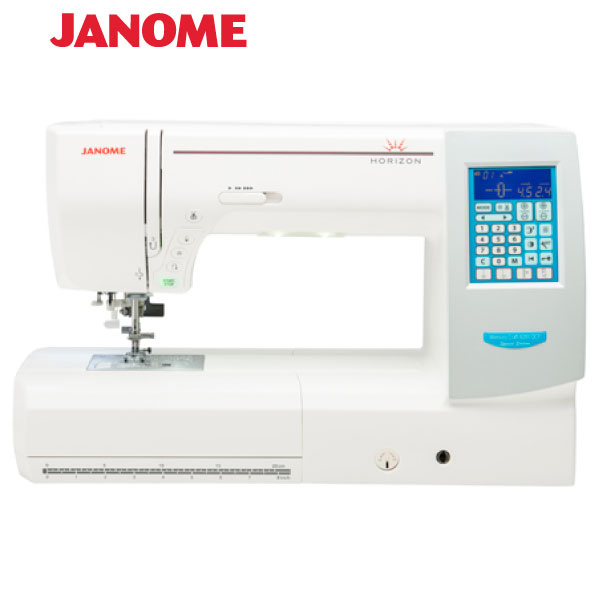 JANOME MEMORY CRAFT 8200QC P SE
