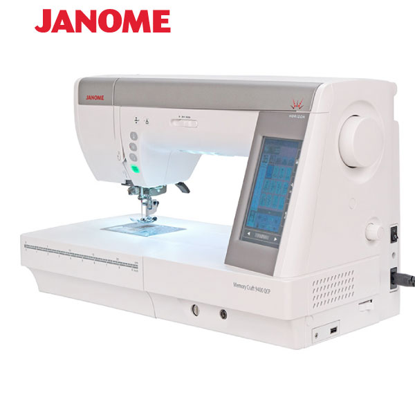 JANOME MEMORY CRAFT 9400QCP