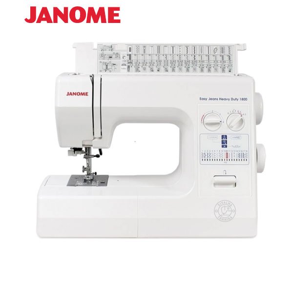 JANOME HD 1800 EASY JEANS