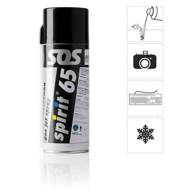 SPIRIT 65 - spray 400 ml