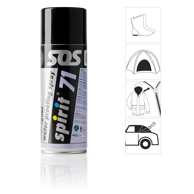SPIRIT 71 - spray 400 ml