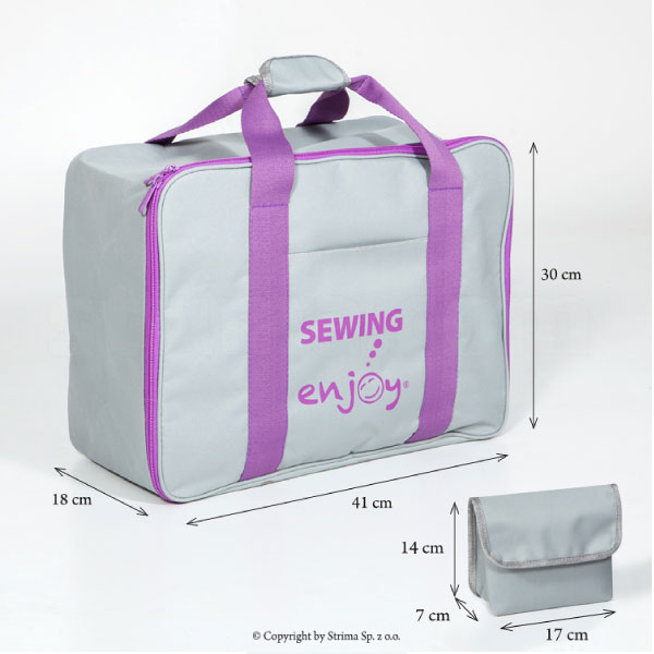 ENJOY BAG FOR HOUSEHOLD SEWING MACHINE
