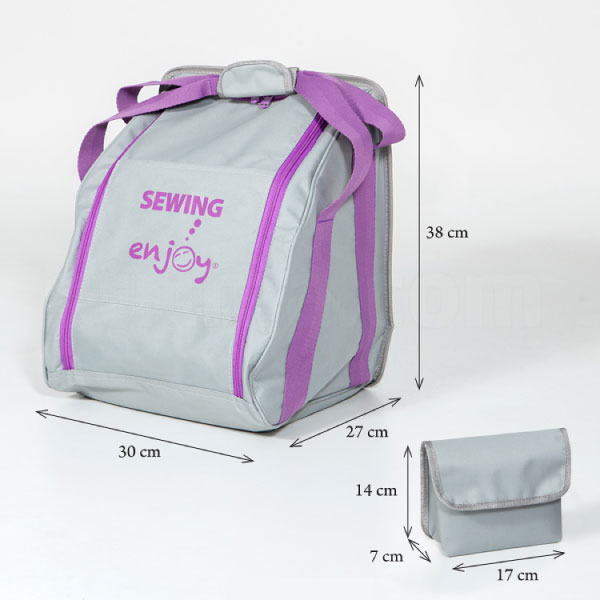 ENJOY BAG FOR OVERLOCK MACHINE