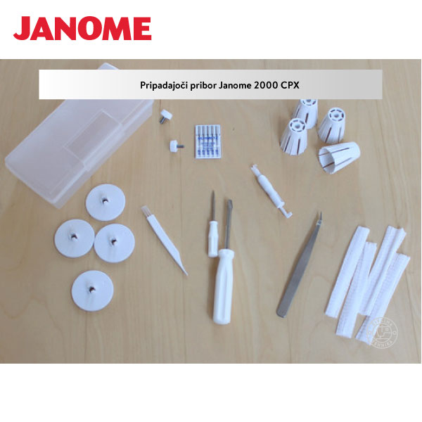 JANOME 2000CPX COVER PRO