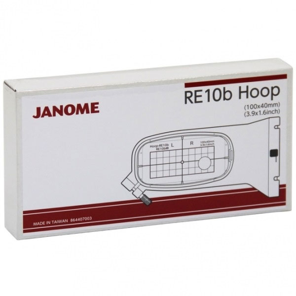 RE10b HOOP JANOME